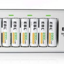 ebl rechargeable battery